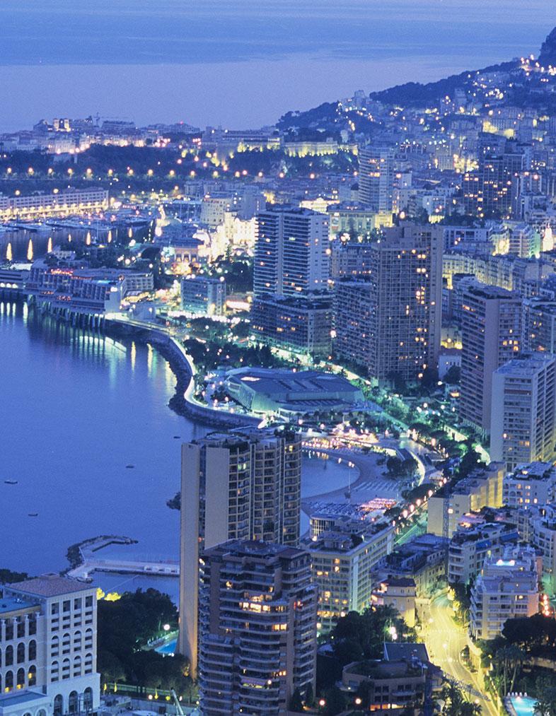 Grimaldi Forum Monaco - Webdesign du site internet